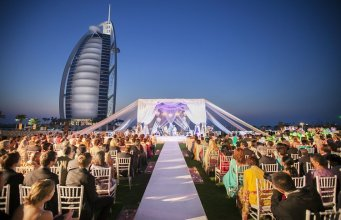 wedding in dubai beach