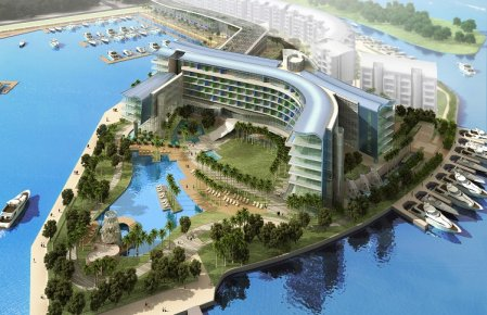 sentosa cove w residence